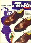 1946 -  Roblee shoes for men ad