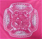 Early American Prescut Deviled Egg Plate Anchor Hocking