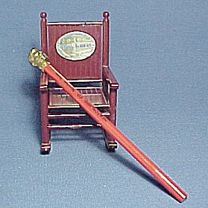 Jfk John F. Kennedy Rocking Chair Pencil President Of United States
