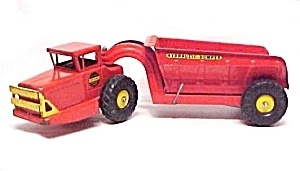 Nylint 1961 Hydraulic Dumper #4600 Construction Toy Pressed Steel (Image1)