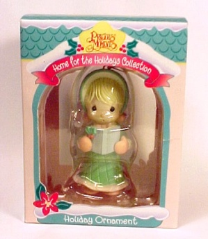 Precious Moments 1995 Christmas Tree Holiday Ornament (Image1)