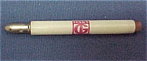 Funk's G Seed Corn Crawfordsville Iowa IA Bullet Pencil (Image1)
