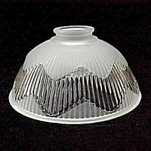 Glass 2 1/4 Light Shade Ceiling Fan Chandelier Wall Sconce (Image1)