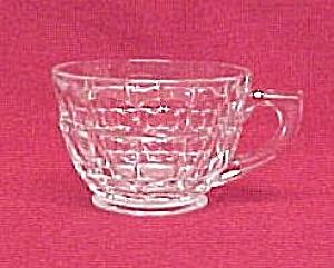 Constellation Intaglio CUP Indiana Glass Tiara Teacup (Image1)