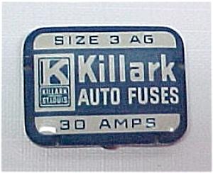 Killark Auto Fuse Tin Fuses St. Louis Missouri MO (Image1)