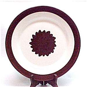 Wallace China Pueblo Ware  11 inch Dinner Plate (Image1)