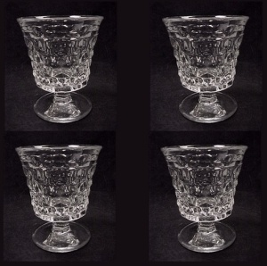 Fostoria Elegant Depression Glass American 4 1/2 ounce Oyster Cocktail (Image1)