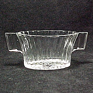 Hazel Atlas Depression Glass Mini Individual Sugar Bowl