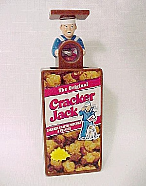 1999 Cracker Jack Sailor Kids Compass Subway Restaurant (Image1)