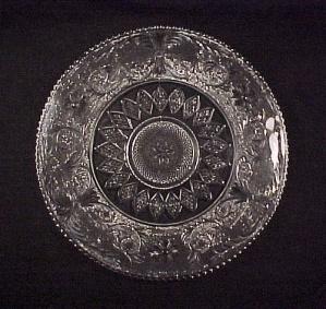 Duncan Miller Elegant Depression Glass Sandwich Platter (Image1)