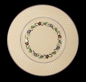 Copeland Spode's Mansard Dinner Plate Morning Glory