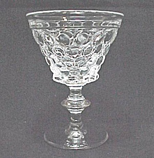 Westmoreland Glass Thousand Eye Cocktail Stem Line 1000 (Image1)