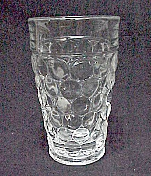 Westmoreland Glass Thousand Eye Juice Tumbler Line 1000