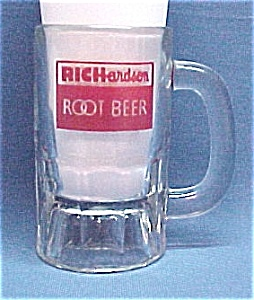 Richardson Root Beer Mug Large Rootbeer Stein