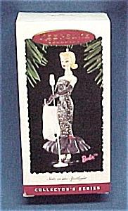 Hallmark 1995 Ornament Barbie Solo in the Spotlight MIB (Image1)