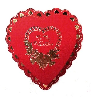 To My Valentine Heart Candy Box Love Birds Betty Jane (Image1)