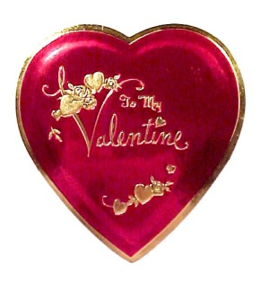 To My Valentine Heart Candy Box Betty Jane Homemade (Image1)