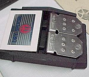 Vintage Mansfield Dry Butt  8 mm Film Splicer (Image1)