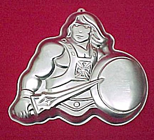1983 Wilton Cake Pan He-Man Masters of the Universe (Image1)