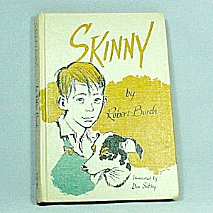 Skinny by Robert Burch 1964 Teen Young Adult Book Adventure (Image1)