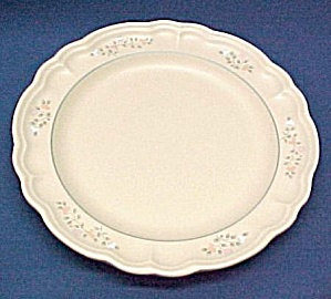 Pfaltzgraff Remembrance Dinner Plate China Dinnerware (Image1)