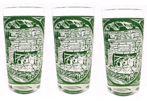 Royal China Colonial Homestead 12 oz Water Glass Tumbler (Image1)