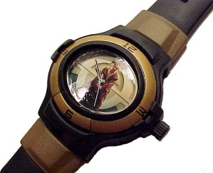 Star Wars Episode 1 Phantom Menace Obi-wan Kenobi Watch (Image1)