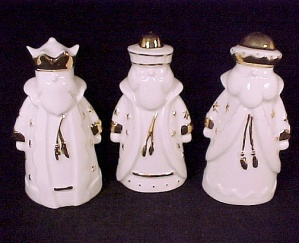 Dept 56 Christmas Bells 3 Wise Men Kings Department (Image1)