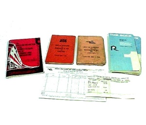 Rock Island Railroad 1968 1979 Manuals Rules Regulation Time Tables (Image1)