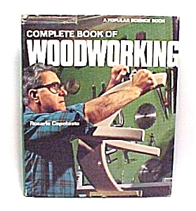 Complete Book of WOODWORKING Home Repair Building 1979 (Image1)