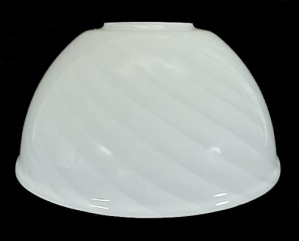 White Neckless Gas Light Shade Pendant Wall Sconce Chandelier (Image1)