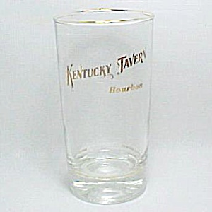 Kentucky Tavern Bourbon Drink Glass Water Tumbler (Image1)