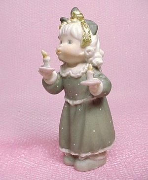 Kim Anderson Enesco 1997 Figurine You Light Up My Life (Image1)