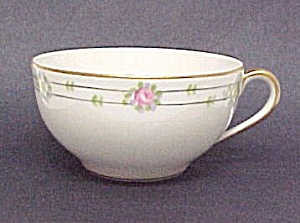 Noritake MYSTERY 130 Teacup Tea Cup NIPPON Floral Roses (Image1)