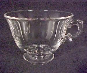 Fostoria Elegant Glass Century Teacup Tea Cup Vintage (Image1)