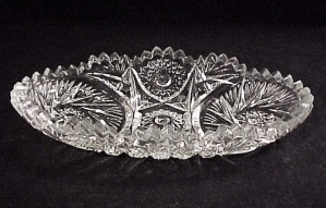 EAPG Early American Pattern Pressed Glass Dish Vintage (Image1)