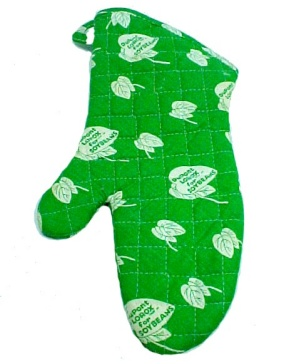 Oven Mitt Hot Pad Dupont Lorox For Soybeans Advertising Farm