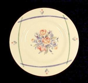 Pfaltzgraff GateHouse pattern Salad 8 inch Plate (Image1)