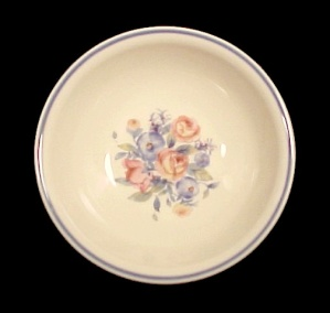 Pfaltzgraff GateHouse pattern Soup Cereal 6 inch Bowl (Image1)