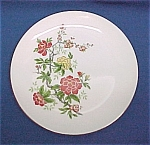 Click here to enlarge image and see more about item 30483: Homer Laughlin China Rhythm RY170 Dinner plate 1956