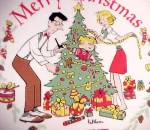 Click to view larger image of 1977 Dennis the Menace Christmas Plate Hank Ketcham (Image2)