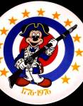 Click to view larger image of Mickey Mouse BiCentennial Plate Walt Disney Limited Ed (Image2)