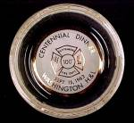 Click to view larger image of Guttenberg Iowa Fire Dept 1963 Centennial Ashtray IA (Image2)