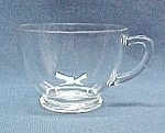 Click here to enlarge image and see more about item 433: Anchor Hocking Clear Punch Snack Set Replacement Cup