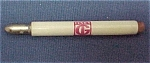 Click to view larger image of Funk's G Seed Corn Crawfordsville Iowa IA Bullet Pencil (Image1)