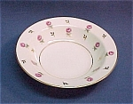 Noritake China Rosalie # 3052 Fruit Bowl Japan