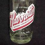 Click to view larger image of Flavorettes Soda Pop Cola Beverage Glass Bottle Vintage (Image2)