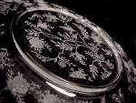 Click to view larger image of Fostoria Chintz Salad Plate Elegant Depression Glass (Image6)
