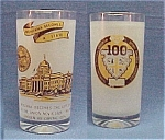 1964 Montana State Tumbler 75th Anniversary Water Glass
