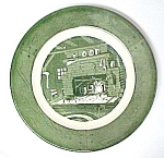Colonial Homestead 10 inch Dinner Plate by Royal China
